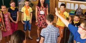 GoCamp – ONLINE Foreign Language Camps for Schoolchildren
