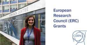 CERN European Research Council (ERC) Grants