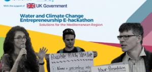 هاكاثون عبر الإنترنت في ريادة الأعمال في مجال المياه وتغير المناخ من مركز التكامل المتوسطي
