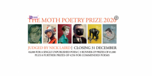 The Moth Poetry Prize 2020 Is Now Open!