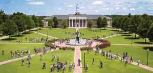 Partial Undergraduate Scholarships at Troy University in the US 2020