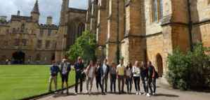 Fully-Funded Postgraduate Scholarships For Emirati students at Oxford University 2020