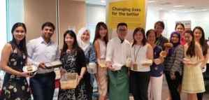 Paid Internship in Tax Services at EY in Singapore 2020