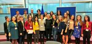 The Youth4Regions Program in Belgium for Journalists Fully Funded by the European Commission