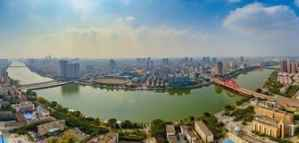 Cash Prize Up to 14,000 USD in Kaizhou New City Competition 2020