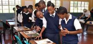 Diploma Program for African High School Students from African Academy Leadership 2020