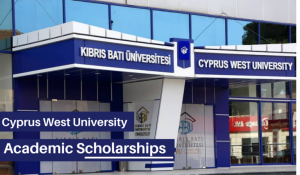 Scholarships in Cyprus west university for international students
