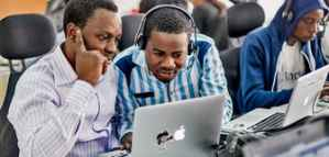 Fully Funded Learning Project for Young African Programmers from Digital for Africa