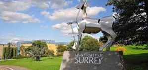 Partially Funded MBA Scholarships from Surrey University in the UK 2020 - 2021