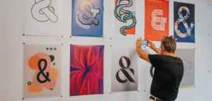 Logos and Signs Design Competition and the Opportunity to Attend an Exhibition in Hungary from Ampersand 2020