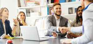 Internship in Office Management and Administration in Finland from Erasmus Intern