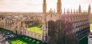 Fully Funded Postgraduate Scholarships at the University of Cambridge 2021
