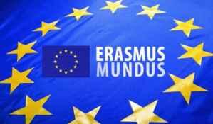 برنامج منح الماجستير في أوروبا المقدم من برنامج ارازموس مندوس