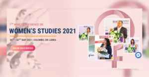 The 7th World Conference on Women's Studies (WCWS) 2021