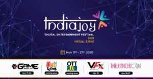 IndiaJoy Global Youth Progam 2020