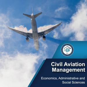 البكالوريوس في إدارة الطيران المدني من جامعة قبرص الغربية: