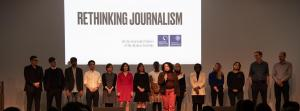 Rethinking Journalism Fellowship Programme at Reuters Institute - Oxford University, UK