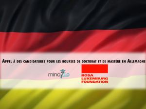 Fully funded scholarship Phd and master degree in Germany - Rosa Luxembourg Foundation