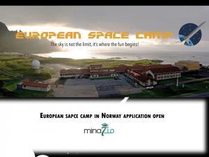 EUROPEAN SPACE CAMP in Norway
