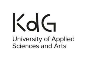 الوسائط المتعددة والتقنيات الإبداعية, جامعة كاريل دي غروت للعلوم التطبيقية والفنون (KdG), بلجيكا