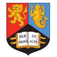 ماجستير المعلوماتية الحيوية عبر الإنترنت, جامعة برمنجهام اون لاين, المملكة المتحدة