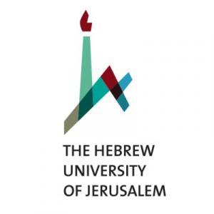 Sciences végétales en agriculture, L'Université hébraïque de Jérusalem, Palestine
