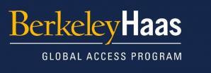Programme d'accès mondial Berkeley Haas Entrepreneuriat