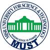 Bourses de l'Université Misr pour la science et la technologie