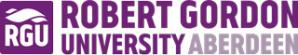 Gestion du tourisme international (Hons), Robert Gordon University, Royaume-Uni