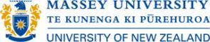 Technologie alimentaire avec distinction, Massey universitaire, Nouvelle-Zélande