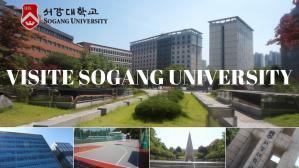 Bourse d'étude en Corée du Sud à l'université de Sogang