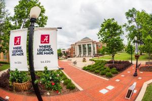 Bourses d'étude à l'université d'Alabama aux Etats Unis
