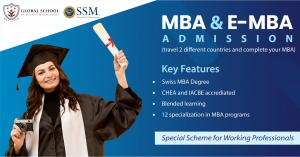Applications are open for the Global School of Business Management Scholarship 2022