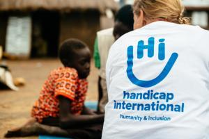 Job offer with Handicap international