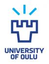 l'Université d'Oulu