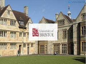 Bourse de maîtrise de l'Université de Bristol, Royaume-Uni 2022-23