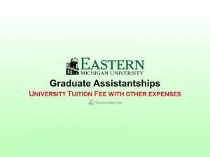 Assistants d'études supérieures de l'Université de l'Est du Michigan, États-Unis 2022