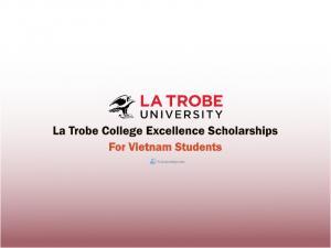 Bourses d'excellence du Collège La Trobe pour étudiants vietnamiens, Australie